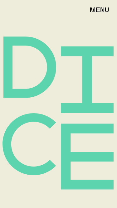 DICE Conference mobile website