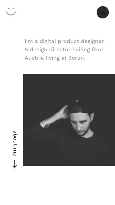 Jürgen Hassler mobile website