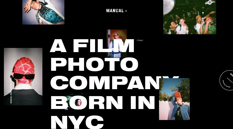 Manual website