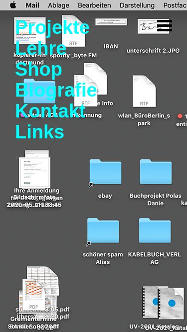 Ulrike Brückner mobile website