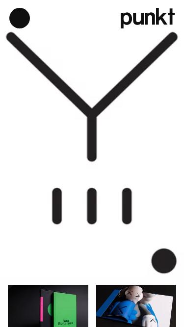 punkt mobile website