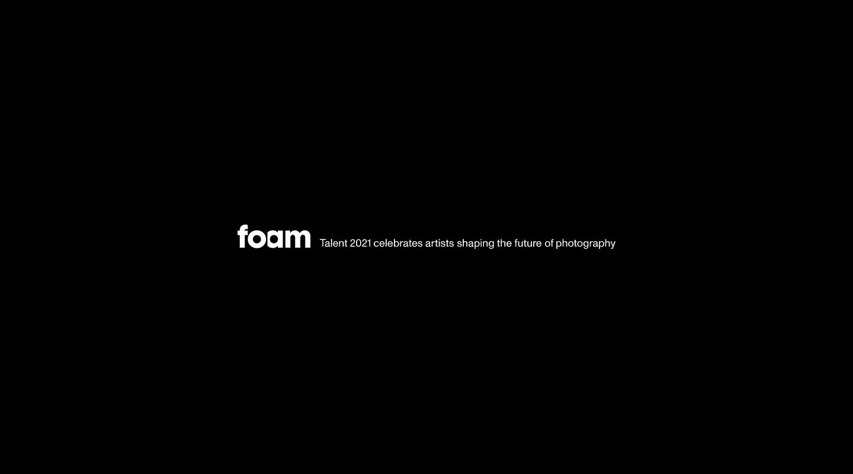 Foam Talent 2020 website