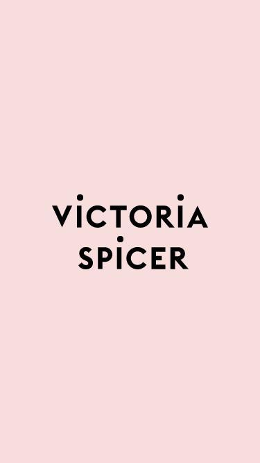 Victoria Spicer mobile website