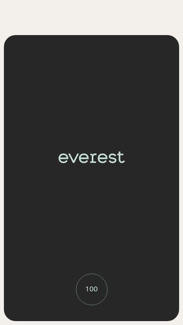 Everest mobile website