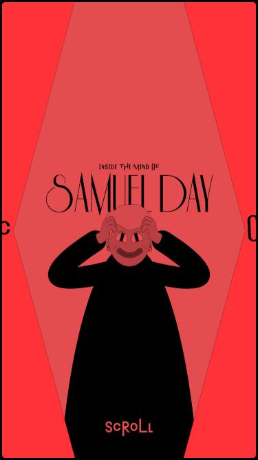 Inside the Mind of Samuel Day mobile website